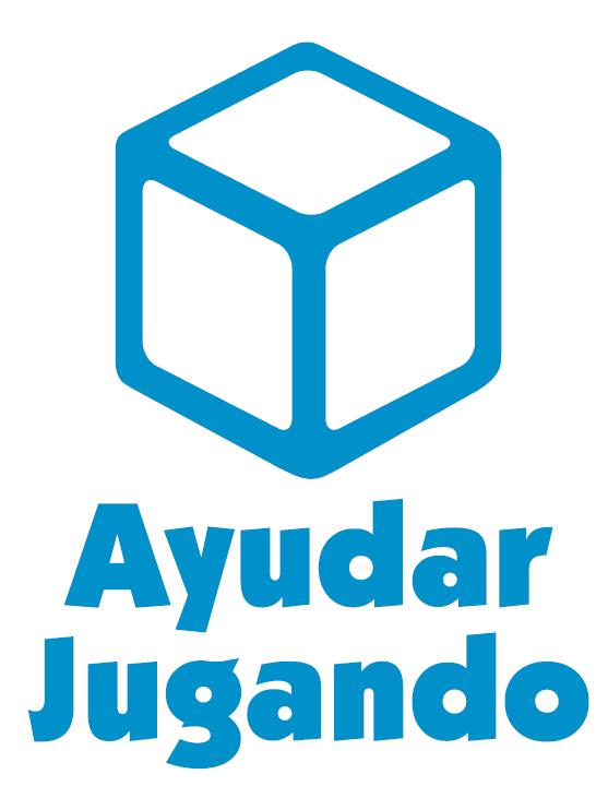 Logo de Ayudar Jugando