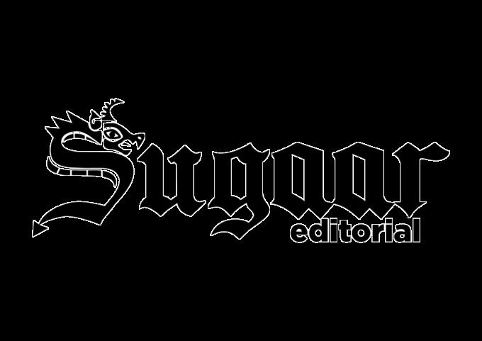 Logo de Sugaar Editorial