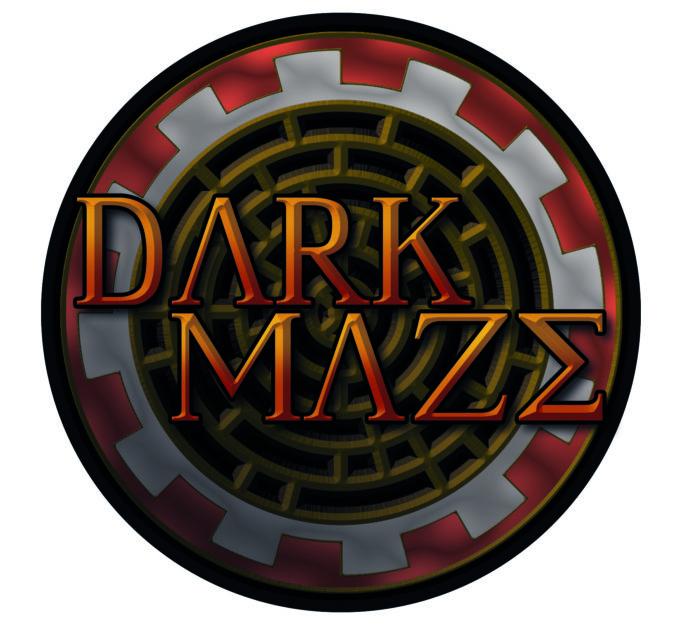 Logo de Dark Maze