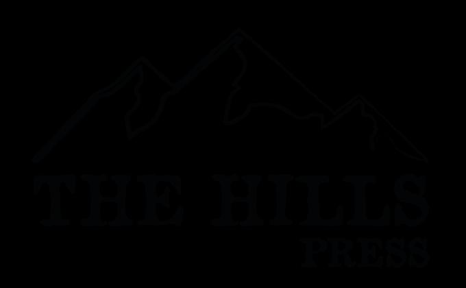 Logo de The Hills Press
