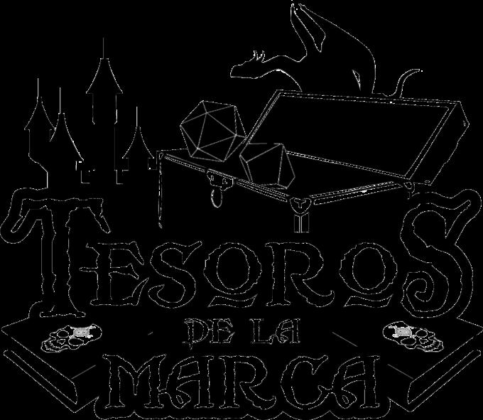Logo de tesoros de la marca